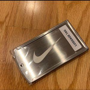 Nike Luggage Tag
